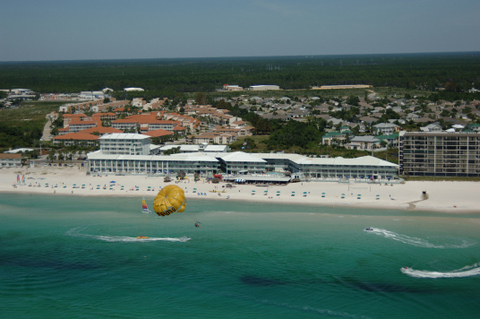 parasailing in panama city beach florida