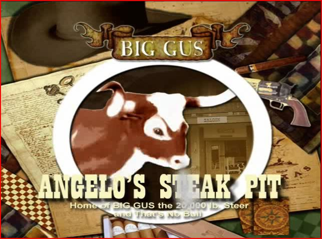 Restaurants Panama City Beach - Angelo's Steak Pit Restaurant - Panama City Beach