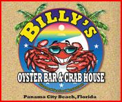 Restaurants Panama City Beach - Billy's Oyster Bar and Seafood Restaurant - Panama City Beach