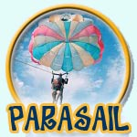 Parasail Rides Panama City Beach
