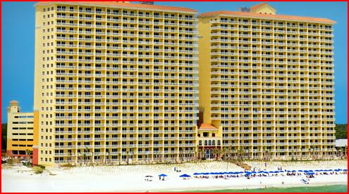 motels in panama city beach - calypso resort