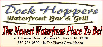 Restaurants in Panama City Beach - Dock Hopper's Restaurant - Panama City Beach