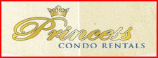 Princess Condo Rentals Panama City Beach