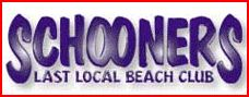 nightlife in panama city beach - schooners beach club - panama city beach, florida