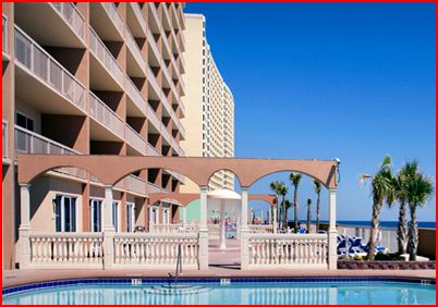 motels in panama city beach - sunrise beach