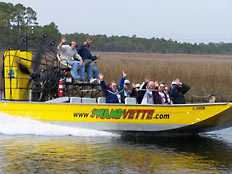 Orlando Airboat Rides - Orlando Airboat Tours - Central Florida