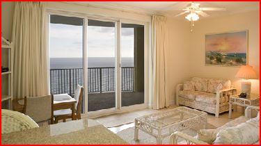 motels in panama city beach - twin palms